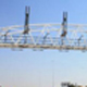 A tolling gantry. Picture: Itumeleng English
