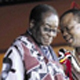 Zimbabwe President Robert Mugabe and Swaziland's King Mswati. File picture. REUTERS