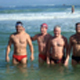 The five South African extreme swimmers that have broken the world record the most southerly swim in South America, around the tip of Cape Horn..